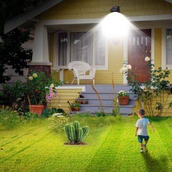 Außenbeleuchtung Haus