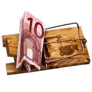Baufinanzierung Fallen