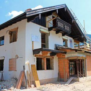 Eigenheim umbauen