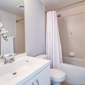 Kleines Badezimmer einrichten