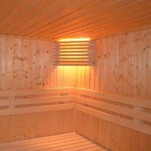 Sauna planen